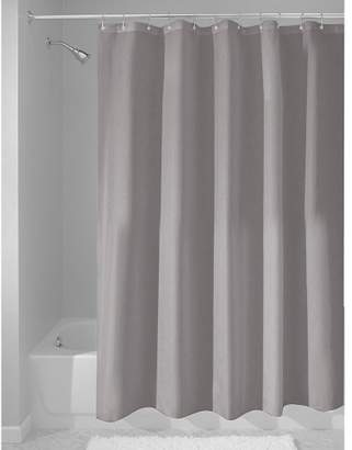 InterDesign Fabric Waterproof Shower Curtain Liner