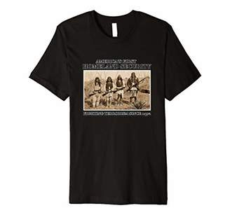 America's First Homeland Security T-Shirt