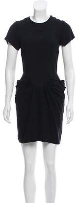 Isabel Marant Pleated Mini Dress
