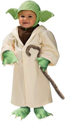 Rubie's Costume Co Costume Co. Inc Little Boys' Yoda Costume Small
