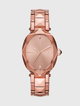 Diesel Womens Analogue Quartz Watch with Stainless Steel Strap DZ5580