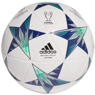 adidas Uefa Champions League Finale Capitano Football Soccer Ball Kiev 2018 - 4