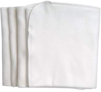 Under the Nile Burp Cloths - 4 pack, 18'x14'
