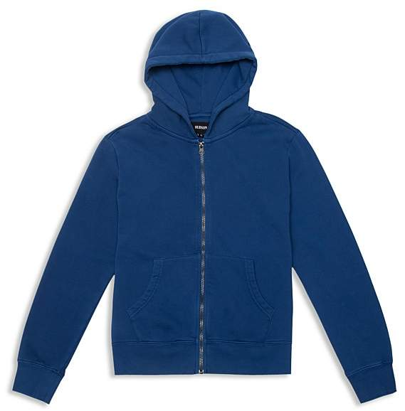 Boys' French Terry Zip-Up Hoodie - Little Kid