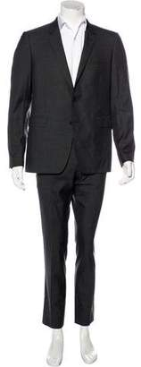 Burberry Wool & Silk Two-Piece Suit