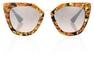 Prada Cinéma cat-eye sunglasses