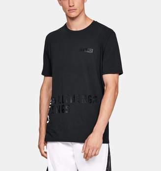 Under Armour Men's SC30 ICDAT Short Sleeve T-Shirt