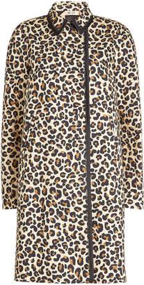 N°21 N21 Printed Cotton Coat