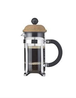 Bodum Cork Coffee Maker, 3 Cup, 0.35 L, 12 Oz