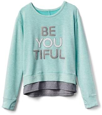 Athleta Girl 2 in 1 Coaster Crew