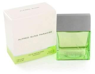 Alfred Sung Unknown Paradise by Eau De Parfum Spray 3.4 oz For Women