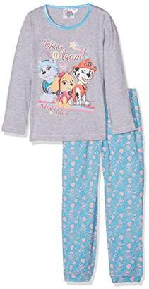 Nickelodeon Girl's Paw Patrol We are A Team Pyjama Set,(Manufacturer Size: 3 Years)