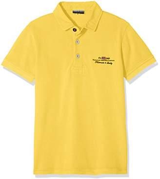 Napapijri Boys T-shirt K Elbas 1,(Manufacturer Size: 10)