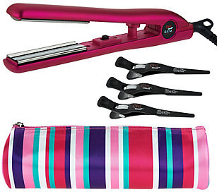 CHI Smart GEMZ Magnify Volumizing Compact Styling Iron $73 thestylecure.com