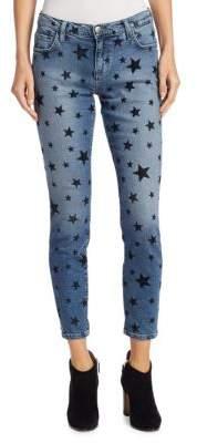 The Stilt Flocked Star Jeans
