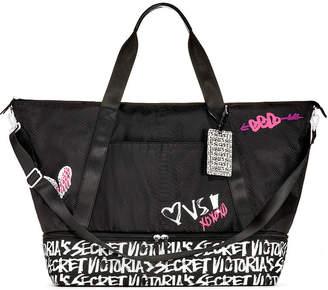 Victoria's Secret Victorias Secret Graffiti Weekender