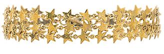 Cleobella Sarafina Bracelet in Metallic Bronze. $99 thestylecure.com