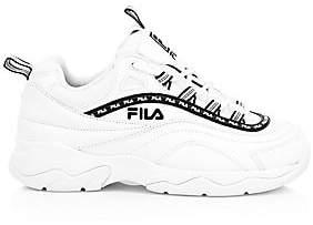 Fila Women's Ray Repeat Logo Runners