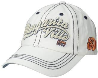 Margaritaville Men's 3D Embroidery Hat