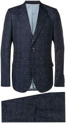 Gucci Monaco Bees two-piece suit