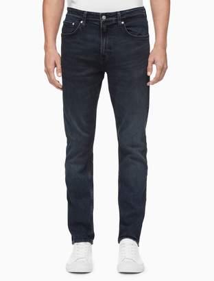 Calvin Klein CKJ 056 athletic taper dakota blue jeans