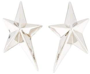 Thierry Mugler Star Clip-On Earrings