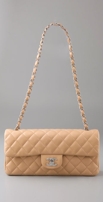 Wgaca Vintage Vintage Chanel Single Chain Bag