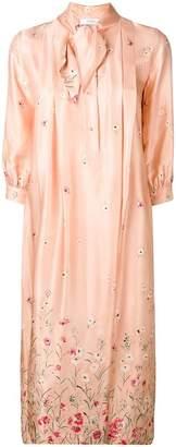Roseanna floral print shirt dress