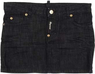 DSQUARED2 Denim skirts - Item 42588432QA