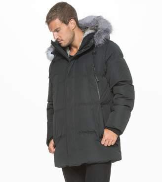 Andrew Marc Freezer Faux Fur Parka