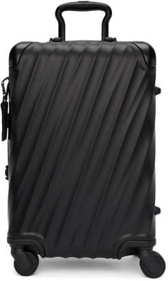 Tumi Black International Carry-On Suitcase