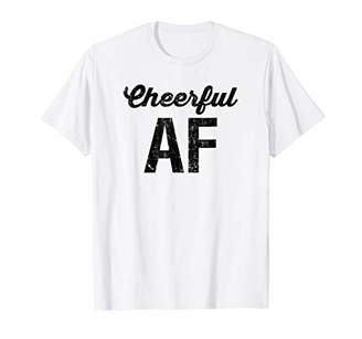 Abercrombie & Fitch Funny & Snarky Cheerful Vintage Text Art Meme | G007532