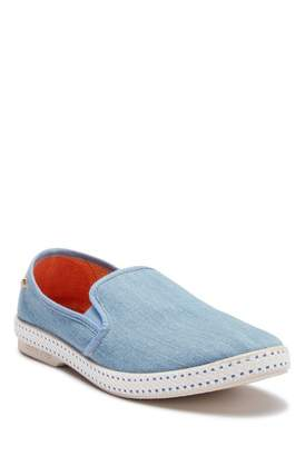 Rivieras LEISURE SHOES Light Denim Slip-on Shoe