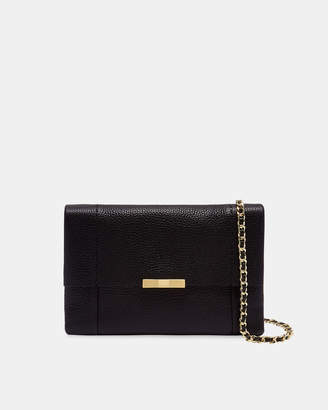 Ted Baker CLARRIA Leather cross body bag