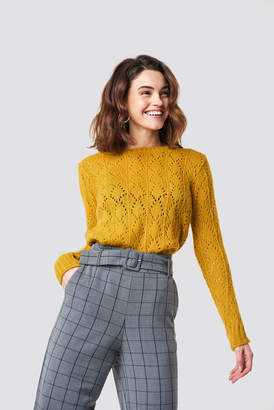 Sisters Point Pretty Knitter Sweater Antracite