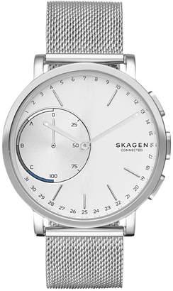 Skagen Connected Unisex Hagen Stainless Steel Hybrid Smart Watch 42mm SKT1100