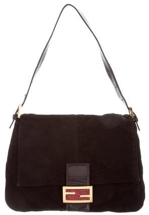 Fendi Suede Mama Forever Bag