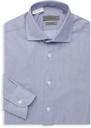 Corneliani Wrinkle Free Woven Dress Shirt