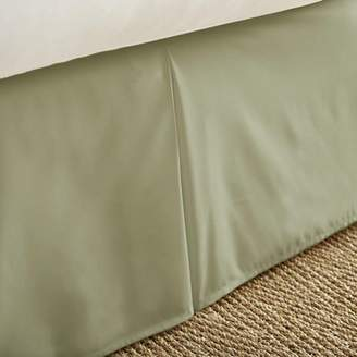 Noble Linens Noble Lines Premium Pleated Bed Skirt Dust Ruffle, 1 Each