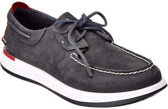 Sperry Caspian Leather Boat Shoe
