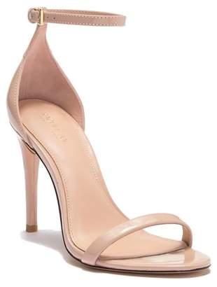 Rachel Zoe Ema Patent Leather Stiletto Sandal