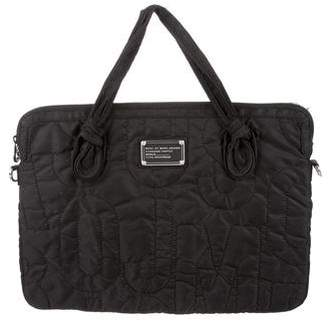 Marc by Marc Jacobs Quilted Laptop Bag