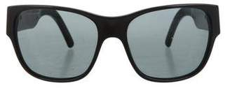 Burberry Oversize Tinted Sunglasses
