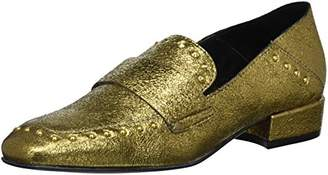 Kenneth Cole New York Women's Bowan 2 Slip Stud Detail Loafer Flat