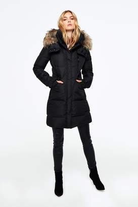 SAM. Fur Highway Coat