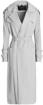 Belstaff Linen Trench Coat