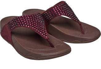 bf7e55f22 FitFlop Purple Shoes For Women - ShopStyle UK