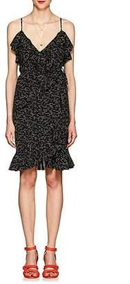 Derek Lam 10 Crosby Women's Silk Wrap Dress