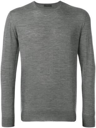Prada crew-neck jumper