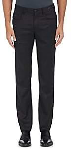 PT05 Men's Wool-Blend Super-Slim 5-Pocket Jeans - Charcoal